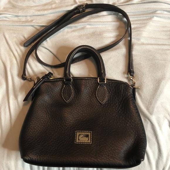 Dooney & Bourke Handbags - Dooney and Bourke Leather Satchel